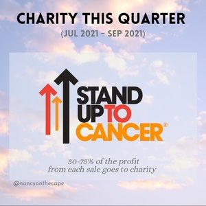 Charity I'm Supporting This Quarter